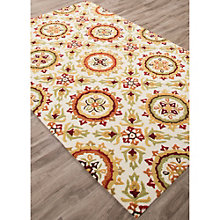 "Blossom Floral Pattern Area Rug - 60""W x 90""D, 8805080"