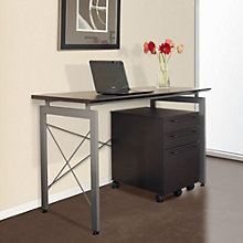 "Tribeca Modern Compact Writing Desk - 48"" x 24"", JES-10367"
