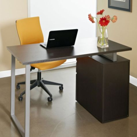 Tribeca Compact Writing Desk 48x24 By Unique