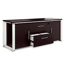 "Modern Filing and Storage Credenza - 71"" W, JES-10637"