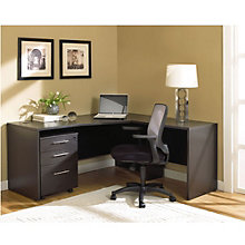 100 Series L-Shaped Desk Grouping, JES-10730