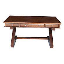 """Z-Leg Writing Desk with Three Drawers - 60""""W, 8813000"""