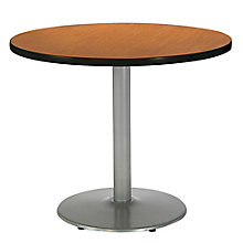 "Round Pedestal Table - 30"" DIA, 8806849"