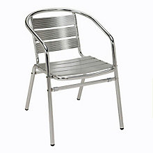 Aluminum Arm Chair for Outdoor Use, KFI-5201