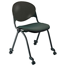 2000 Series Nesting Chair with Casters in Polypropylene, 8802378