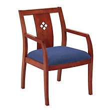 Wood Guest Chair, KFI-DB4921