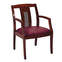 Wood Guest Chair, KFI-SB4921