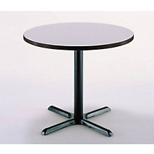 "36"" Round Table with Pedestal Base, KFI-T36RD-B2025"