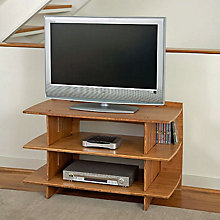 """Bamboo Compact TV Stand - 38""""W, LEG-STAO-115"""