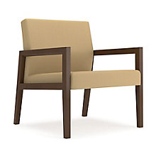 Brooklyn Lounge Guest Chair in Fabric, 8804656