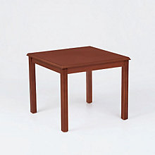 Solid Wood Traditional Corner Table, LES-D1379T5