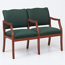 Franklin Two Seater with Center Arm, LES-D2853K5