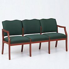 Spencer Three Seat Reception Chair, LES-D3951K5