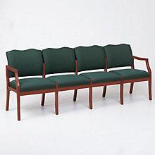 Spencer Four Seat Reception Chair, LES-D4951K5