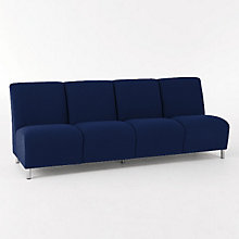 Ravenna Armless Four Seater, LES-Q4402G8