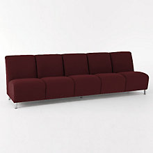 Ravenna Armless Five Seater, LES-Q5402G8