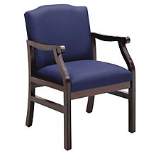 Madison Traditional Fabric Guest Chair, LES-M1201G5