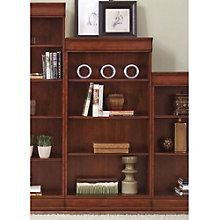 """Louis Four Shelf Bookcase - 60""""H, LIE-101-HO3060-RTA"""