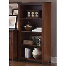 "Leyton I Four Shelf Bookcase - 60""H, 8803095"