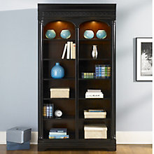 "St Ives Twelve Shelf Bunching Bookcase - 80""H, 8802015"