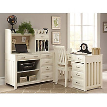 Hampton Bay L-Desk Home Office Set, OFG-LD0085