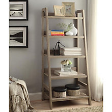 "Tracey Five Shelf Ladder Bookcase - 60""H, 8805148"