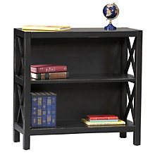 """Anna Two Shelf Bookcase - 34""""H, 8805152"""