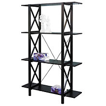 "Anna Three Shelf Bookcase - 72""H, 8805154"