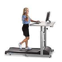 "Treadmill Desk - 70""W x 47""D , LIS-10995"