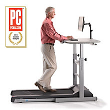 "Treadmill Desk - 74""W x 47""D , LIS-10996"