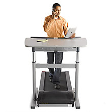 "Treadmill Desk - 70""W x 47""D, LIS-11000"