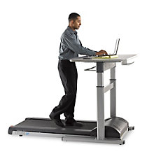 "Treadmill Desk - 74""W x 47""D, LIS-11001"