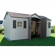 Outdoor Shed 8' x 15', LIT-6446