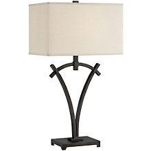 Table Lamp with Decorative Base, 8801469