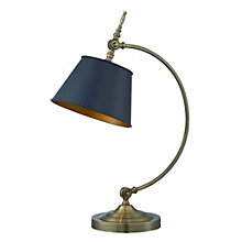 Polished Brass Table Lamp, 8801473