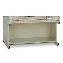 Steel Open Base for Flat File, MAL-7878