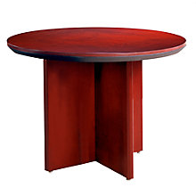 "Corsica Round Conference Table - 42"", 8804061"