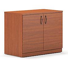 Cherry Laminate Storage Cabinet, MAL-BTSCLCR