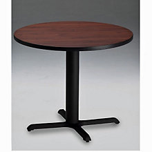 "Round Break Room Table - 36"" Diameter, MAL-CA36RLB"