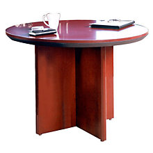 "Corsica Round Conference Table - 42"", MAL-CTRND"