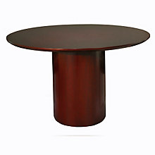 "Napoli 48"" Round Conference Table, 8804047"