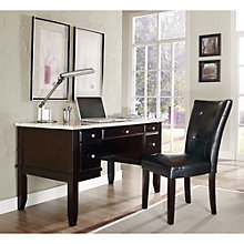 "Monarch Marble Top Desk - 52""W, 8806884"