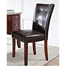 Montibello Parsons Chair in Vinyl, 8806893
