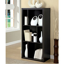 "Six Section Bookcase- 56""H, MOA-01233"