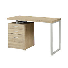"Reclaimed Compact Modern Desk- 48"", 8801607"