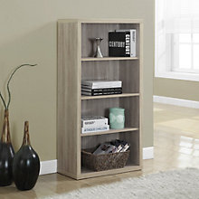 """Odell Four Shelf Bookcase - 48""""H, 8802275"""