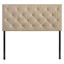 Queen Fabric Headboard, 8806660