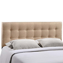 Queen Fabric Headboard, 8806713