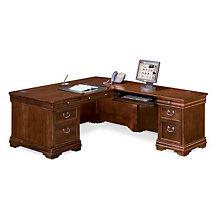 L-Shaped Desk with Right Return, OFG-UD1086
