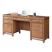 "Arcadia Credenza with Metal Accents - 64""W, 8804242"
